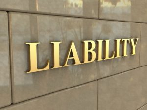 Injures suffered in slip and fall liability case